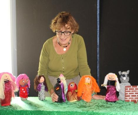 Bibi med dockorna
