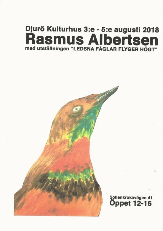 Rasmus A´s affisch