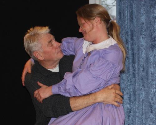 Ehrenström och fröken Vendla